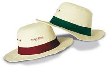 Promotional Wide Brimmed Akubra   Branded Straw Sun Hats 92118ffe69d